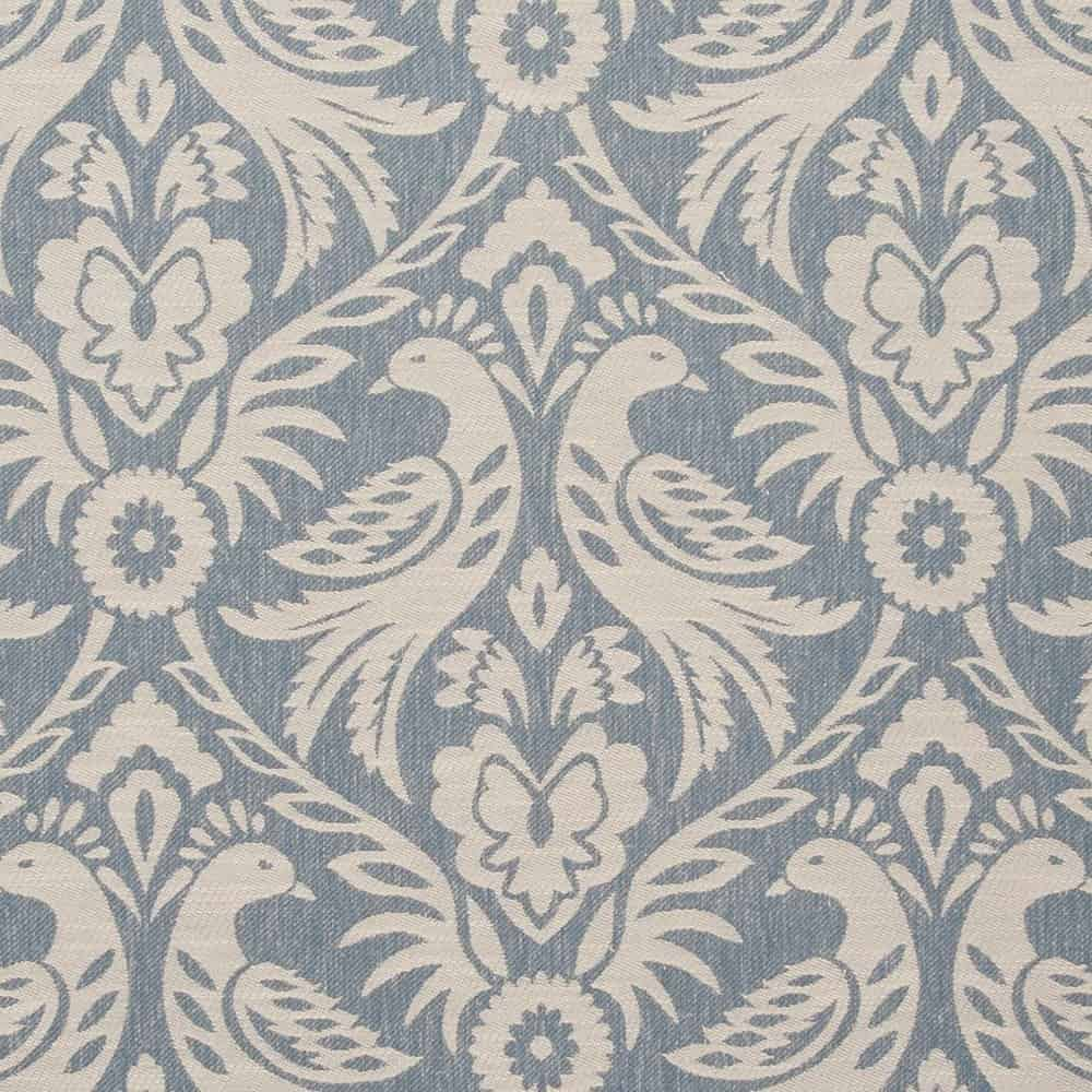 Harewood Chambray fabric from Clarke and Clarke