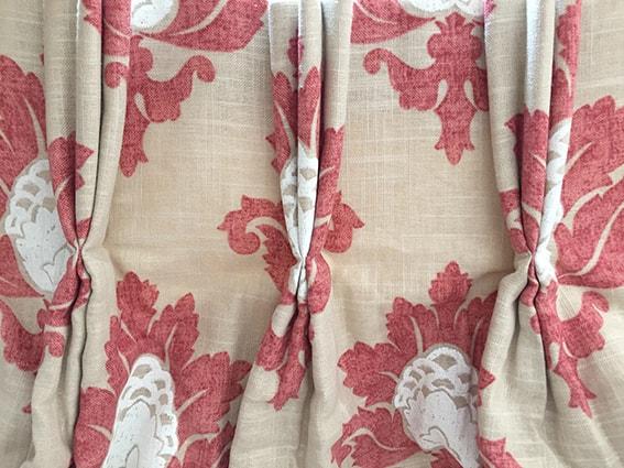 Bruton Damask fabric from Jane Churchill