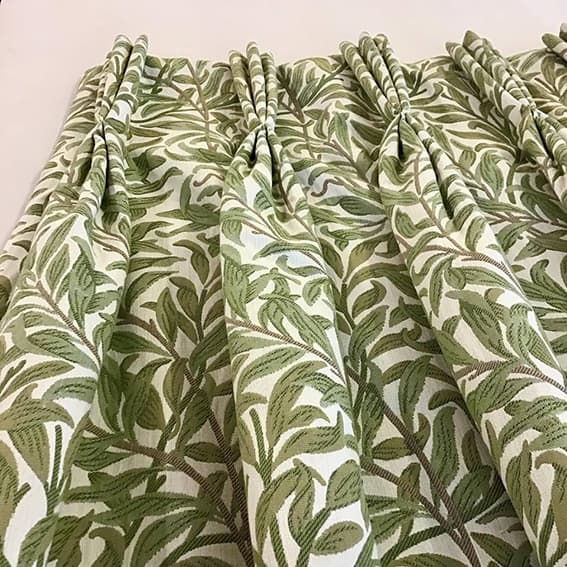 Willow Bough fabric from Morris & Co.