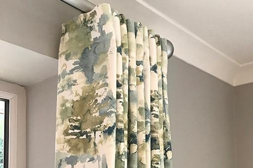 Al Fresco Slate Blue fabric from Prestigious Textiles