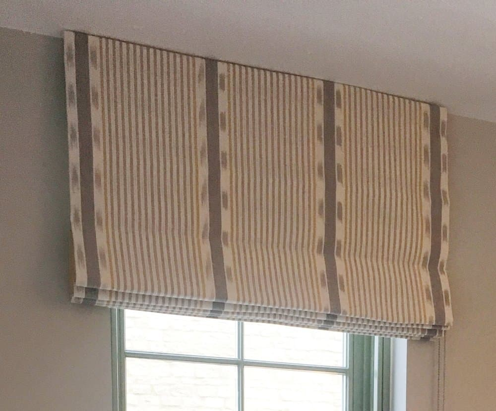 Lapland Stripe and Simple Ticking, from Vanessa Arbuthnott